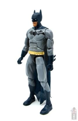dc multiverse dick grayson batman figure review - left side