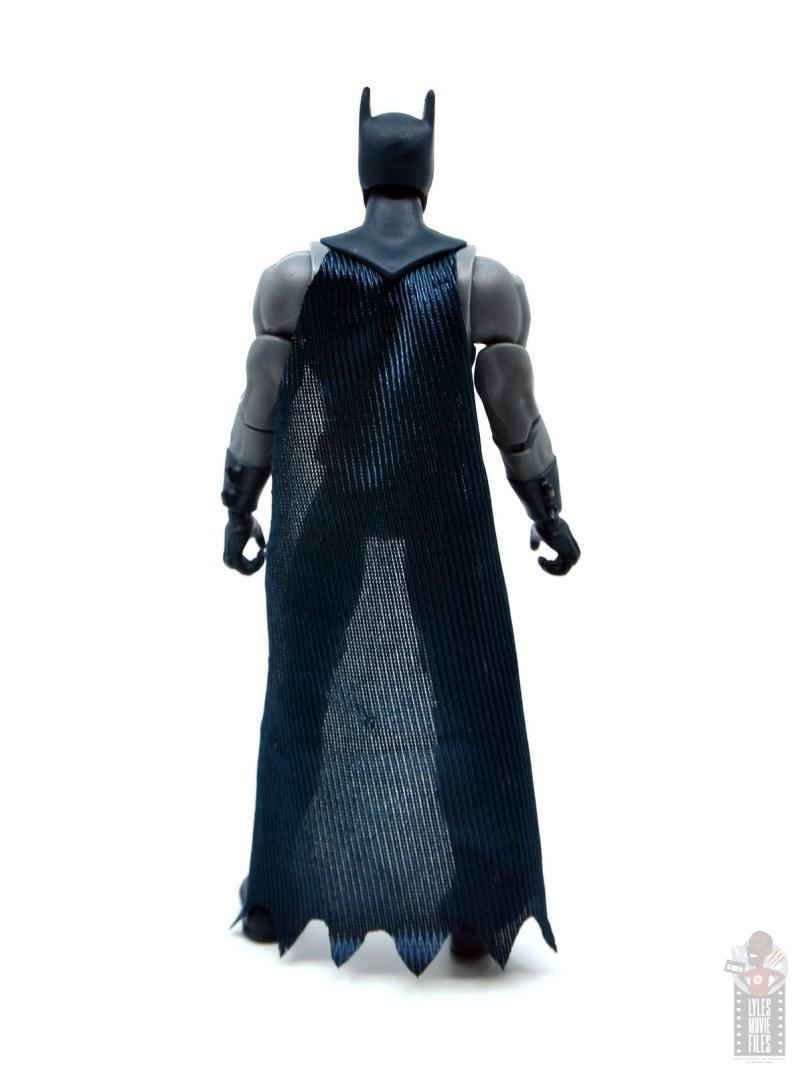 dc multiverse dick grayson batman figure review - rear