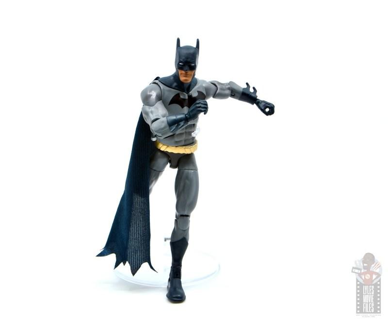 dc multiverse dick grayson batman figure review - running