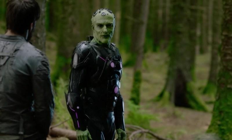 krypton season 2 review - brainiac