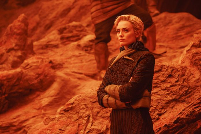 krypton season 2 review - nyssa-vex