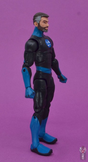 marvel legends mister fantastic figure review -right side