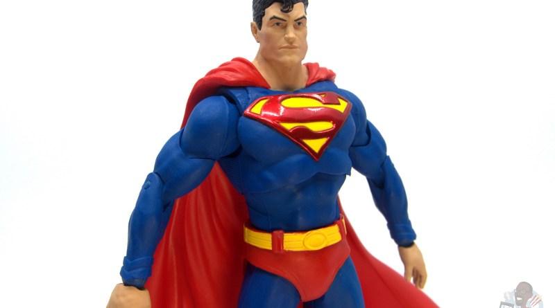 mcfarlane toys dc multiverse superman figure review - main pic