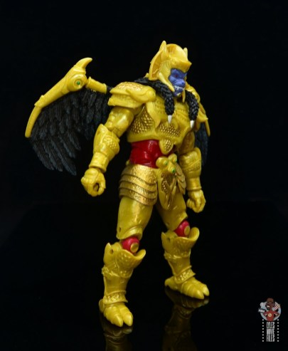 power rangers lightning collection goldar figure review - right side