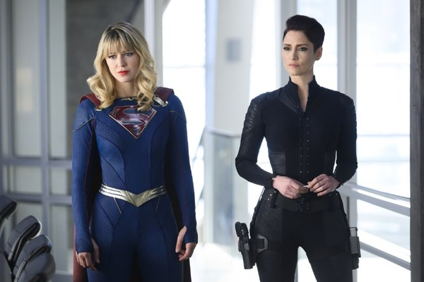 supergirl the bottle episode - supergirl and alex
