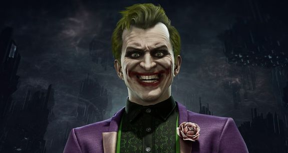 the joker mortal kombat 11