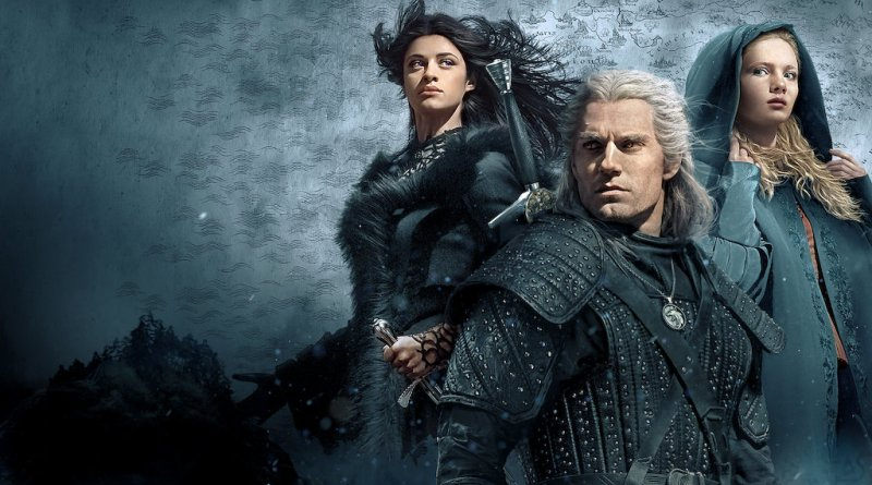 the witcher - yennefer, geralt and ciri