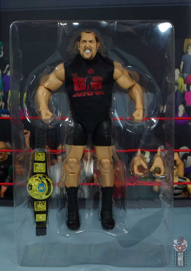 wwe elite 71 the big show figure review -in plastic tray