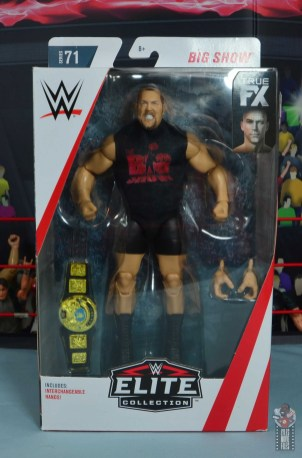 wwe elite 71 the big show figure review - package front