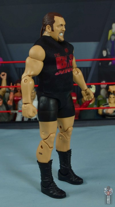 wwe elite 71 the big show figure review - right side