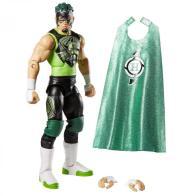 wwe elite 75 - hurricane figure - all accessories