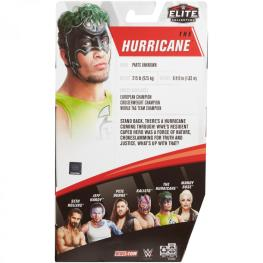 wwe elite 75 - hurricane figure -package rear