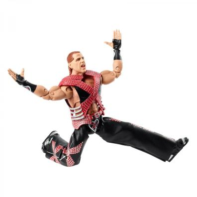wwe ultimate edition shawn michaels - on one knee