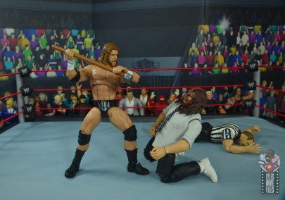 wwe ultimate edition triple h figure review -