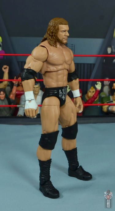 wwe ultimate edition triple h figure review - right side