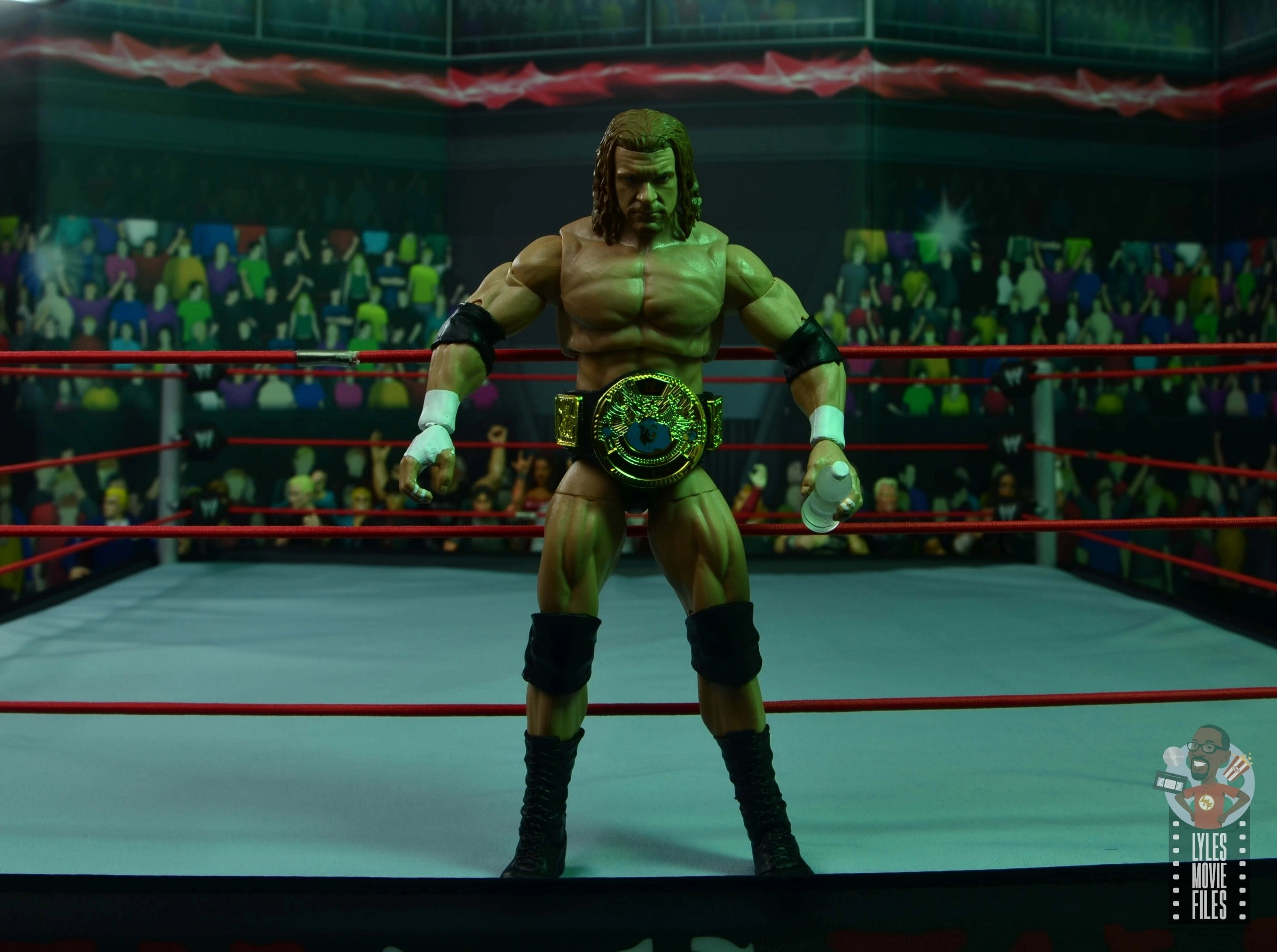 wwe ultimate edition triple h figure review lyles movie files wwe ultimate edition triple h figure