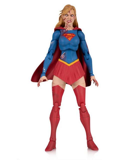 DC Essentials Dceased Supergirl Action Figure