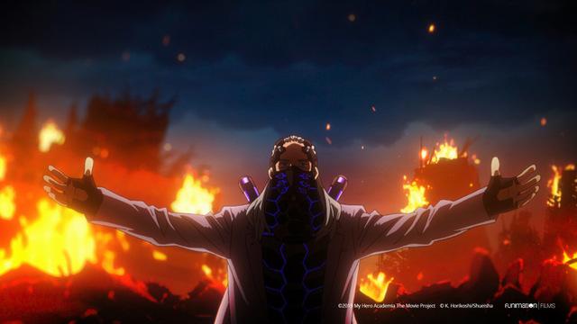 My Hero Academia Heroes Rising_Nine