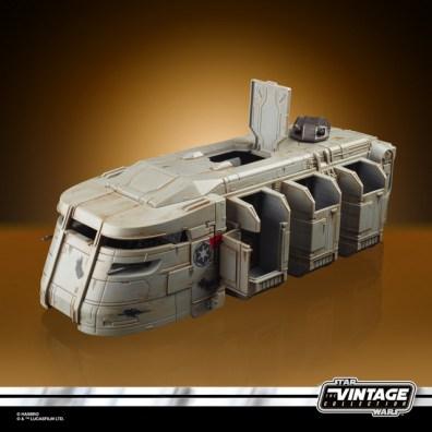 STAR WARS THE VINTAGE COLLECTION IMPERIAL TROOP TRANSPORT Vehicle - oop (3)
