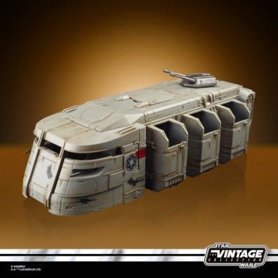 STAR WARS THE VINTAGE COLLECTION IMPERIAL TROOP TRANSPORT Vehicle - oop (4)