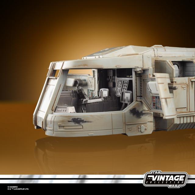 STAR WARS THE VINTAGE COLLECTION IMPERIAL TROOP TRANSPORT Vehicle - oop (5)