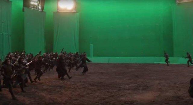 avengers endgame green screen