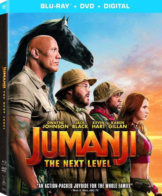 Jumanji 2020