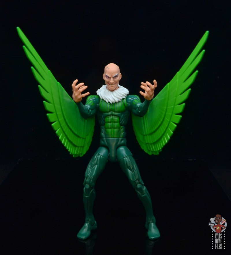 marvel legends vulture figure review - looking for trouble