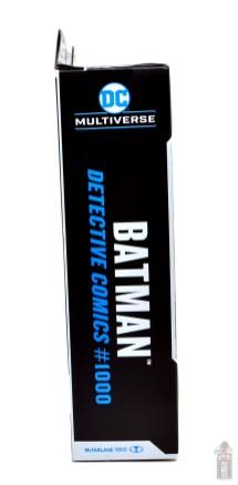 mcfarlane dc multiverse baman figure review - package side