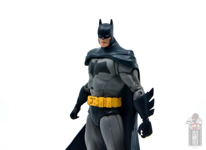 mcfarlane dc multiverse baman figure review - side shot