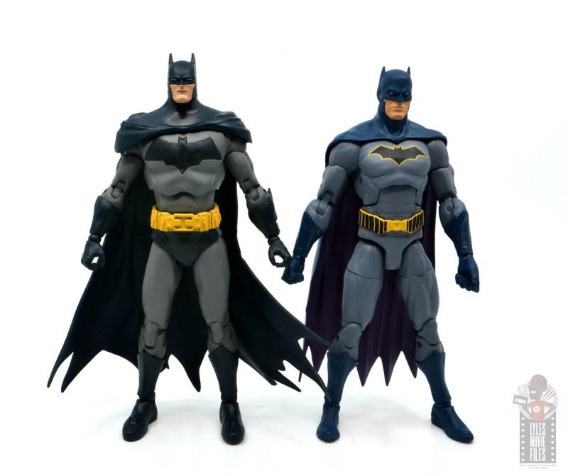 mcfarlane dc multiverse baman figure review - with dc essentials batman