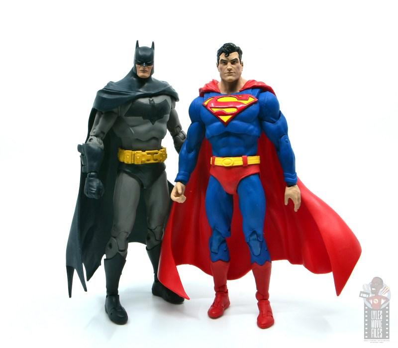 mcfarlane dc multiverse baman figure review - with multiverse superman