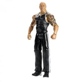 wwe basic series 107 - the rock standing