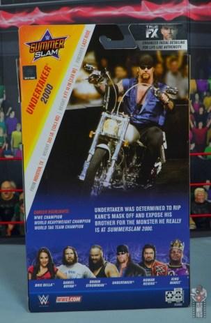 wwe elite 68 american badass undertaker figure review - package rear