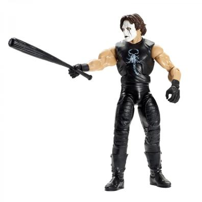 wwe legends series 7 - sting with bat out