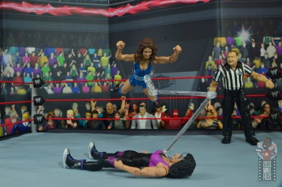 wwe network spotlight wendi richter figure review - splash onto sherri martel