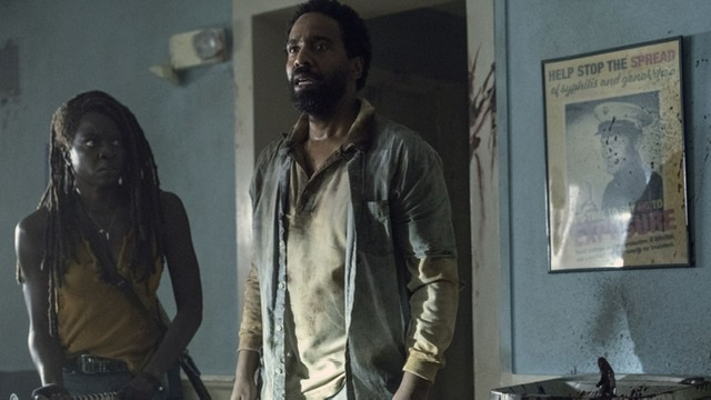 the walking dead what we become review - Michonne and Virgil