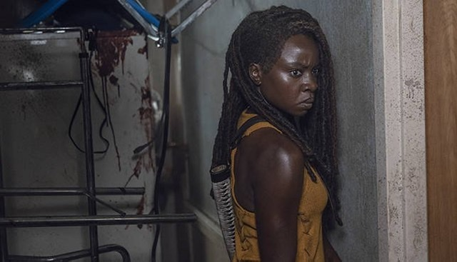 the walking dead what we become review - Michonne
