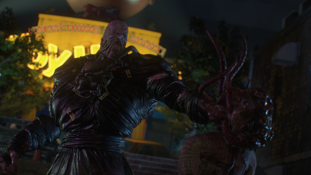 Resident Evil 3_Raccoon City_Demo_Nemesis