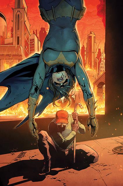 batgirl #48 cover