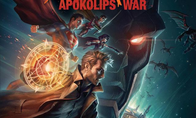 justice league dark apokolips war 4K cover