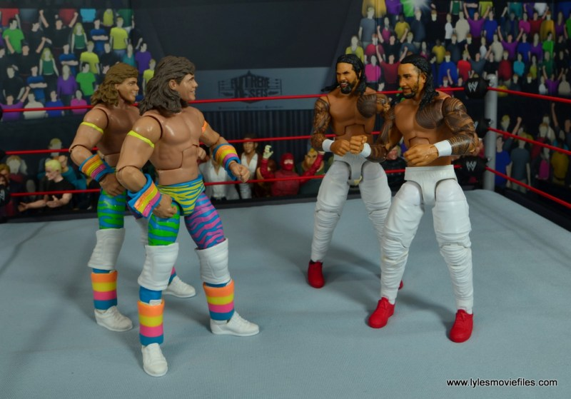 march bashness 2020 - 2nd round - the rockers vs the usos