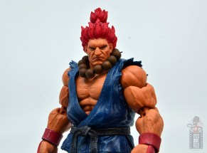 storm collectibles akuma arcade edition figure review - main pic