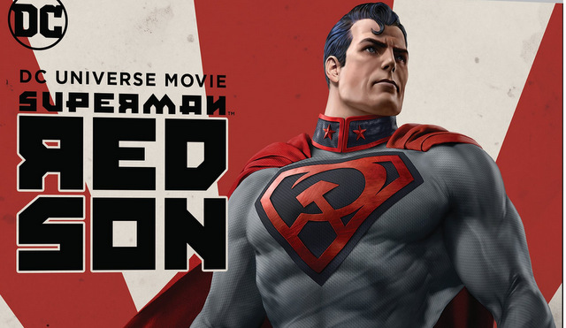 superman red son review - main art