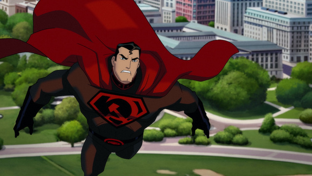 superman red son - superman