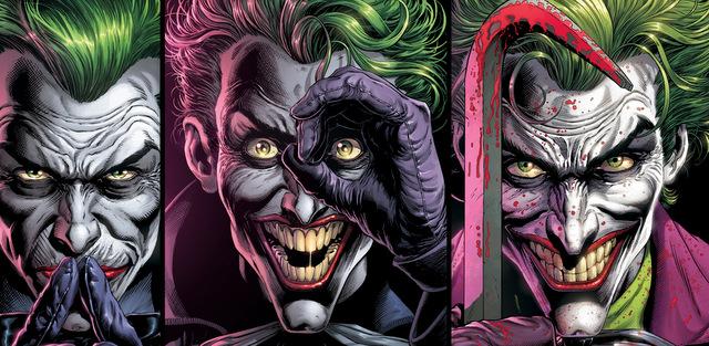 three jokers covers