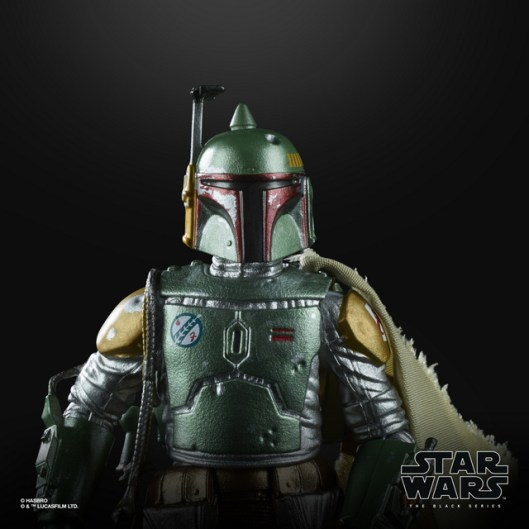 STAR WARS THE BLACK CARBONIZED COLLECTION 6-INCH BOBA FETT Figure - oop (4)