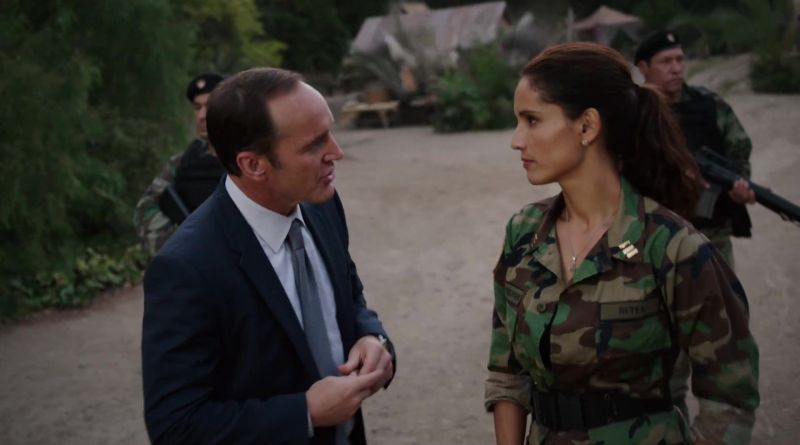 agents of shield 0-8-4 review - coulson and reyes