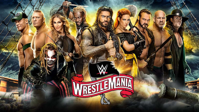 ep. 135 wrestlemania 36 review