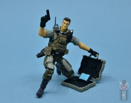 gi joe the eagle's edge figure review set -hawk with smaller pistol